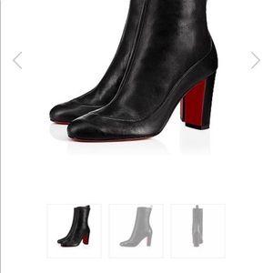 b926b0eed28 Christian Louboutin Shoes - Christian Louboutin Gena Bootie Brand New